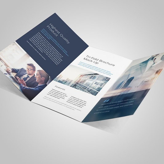 Quality Leaflet printing sample from Print Reloaded in Telford