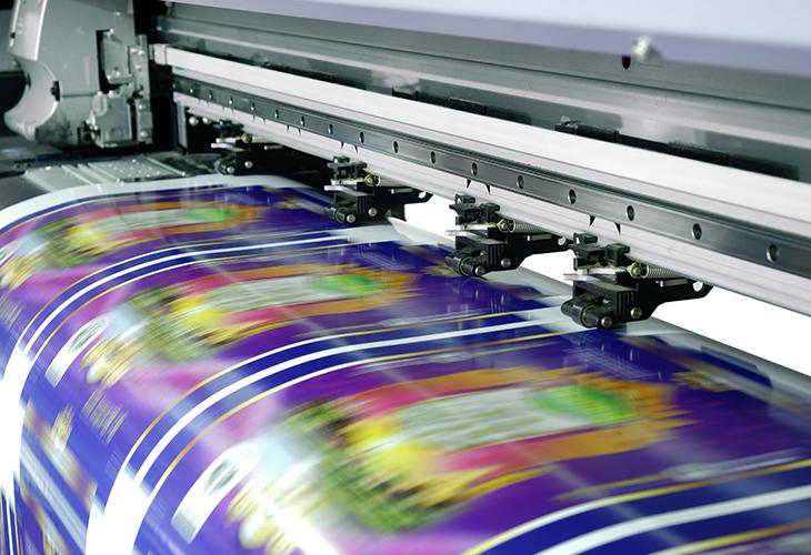 Telford & Wreking Printing services